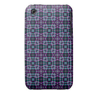 Purple Protectors iPhone 3 Case