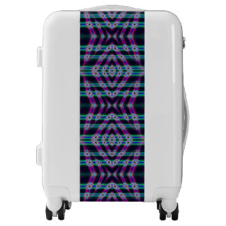 Purple Protectors Luggage