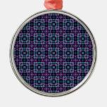 Purple Protectors Ornament