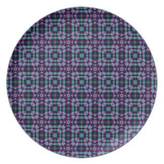 Purple Protectors Plate