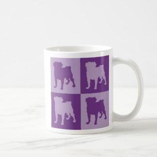 Purple Pug Mugs