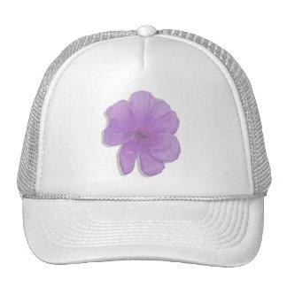 Purple Punch/ PopArt Flower Trucker Hat
