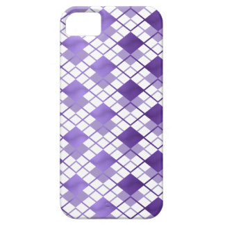 Purple PUR-polarize quads pattern Design phone iPhone SE/5/5s Case