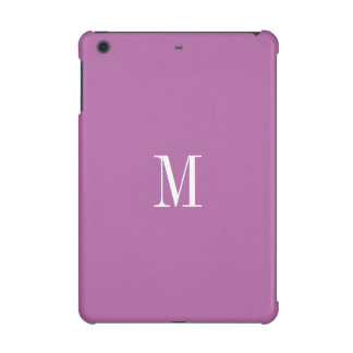 Purple Purple Simple iPad Mini Cases