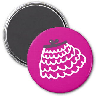 Purple Purse Magnet