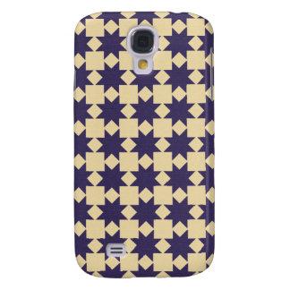 Purple Quilt Pattern HTC Vivid Cover