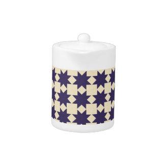 Purple Quilt Pattern