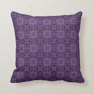 Throw Pillow Quilt Pattern : Purple Quilt Pillows - Decorative & Throw Pillows Zazzle