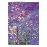 Purple Rain Cartões