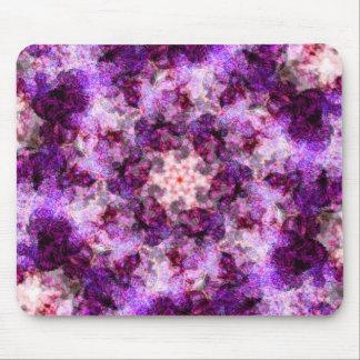 purple rain mouse pad