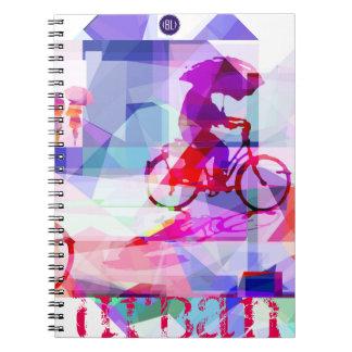 Purple rain, notebook