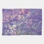 Purple Rain Panos De Prato