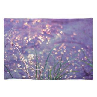Purple Rain Placemat