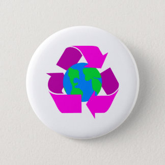 Purple Recycle Button