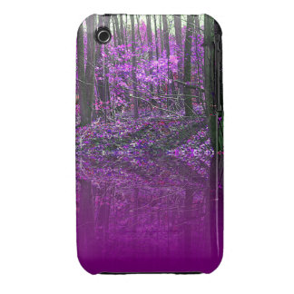 Purple Reflections iphone 3G/GS case mate iPhone 3 Cases