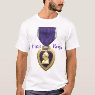 Purple Reign/Purple Heart T-Shirt