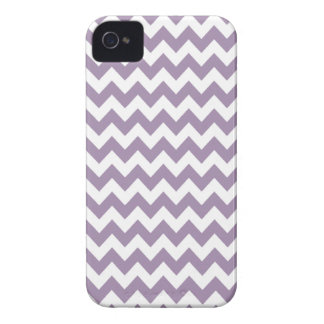 Purple Rhapsody Chevron Iphone 4 or 4S Case