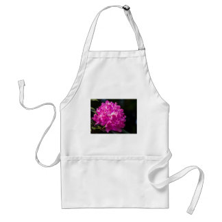 Purple Rhododendron. Adult Apron