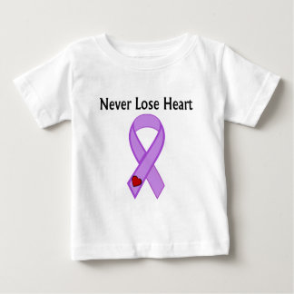 Purple Ribbon Baby T-Shirt