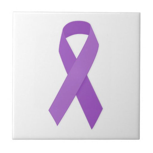 PURPLE RIBBON CAUSES support for Alzheimer's disea