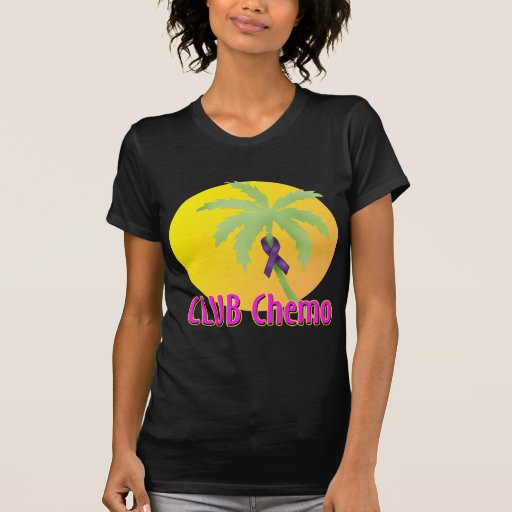Purple Ribbon T-shirts