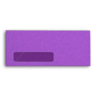Purple Rice Bowl Abstract Art Envelope