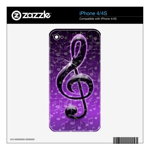 Purple Rocks!_ Skins For The iPhone 4S