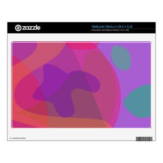 Purple Room Medium Netbook Skin