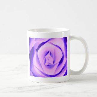 Purple Rose Bud Coffee Mug