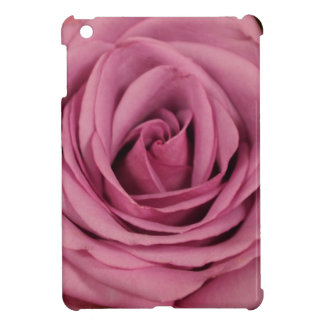Purple Rose Macro Photo iPad Mini Cover
