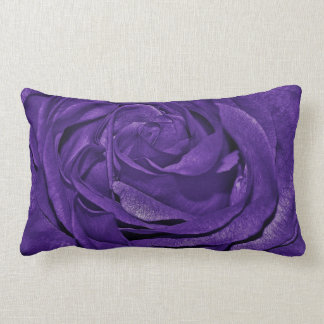 Purple Rose of Fibro Pillows