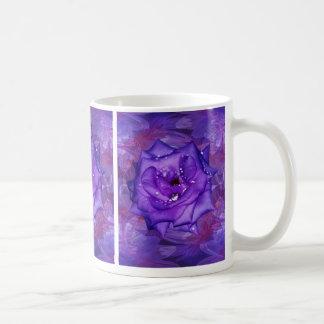 Purple Rose Passion Coffee Mug
