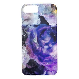 Purple Rose Phone Case
