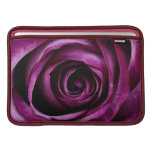 Purple Rose Sleeves For MacBook Air