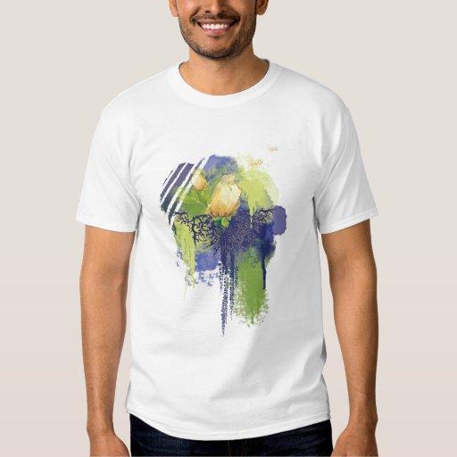 purple rose T-Shirt