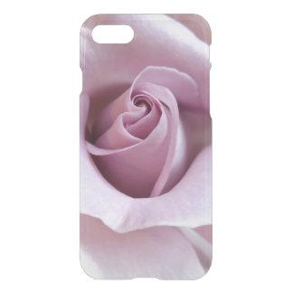 Purple Rose Wedding Photo iPhone 7 Case