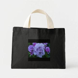 Purple Roses bag