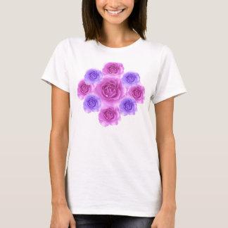 Purple Roses Tshirt