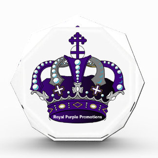 Purple Royal Crown Award