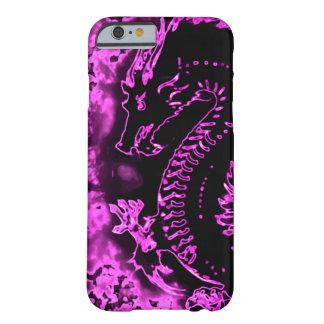 Purple Samurai Spirit Dragon Case