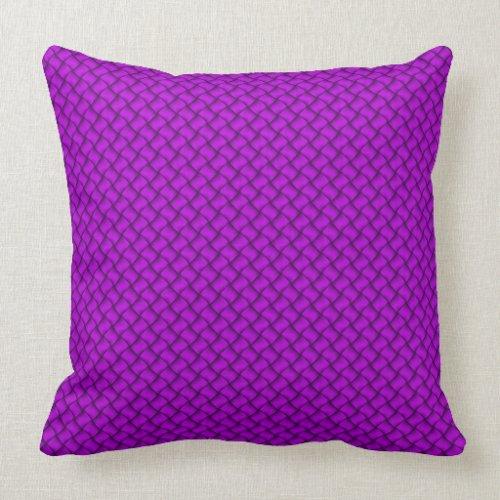 Purple satin throw pillows beautiful gold satin throw for Amethyst throw pillows