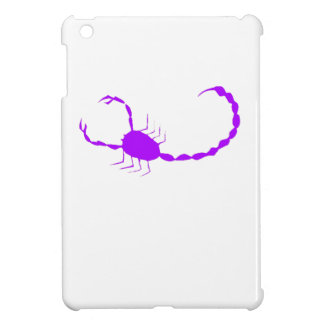 Purple Scorpion iPad Mini Covers