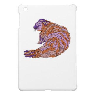 Purple Seal Cover For The iPad Mini