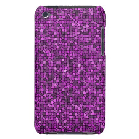 Purple Sequins iPod Touch Covers