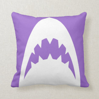 PURPLE SHARK PILLOW SERIES. OTHER COLORS AVAILABLE