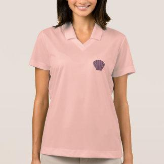 Purple Shell Polo Shirt