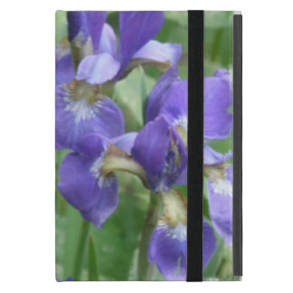 Purple Siberian Iris Cases For iPad Mini