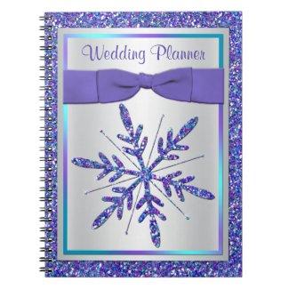 printed ribbon purple aqua silver wedding invite zazzle. Black Bedroom Furniture Sets. Home Design Ideas