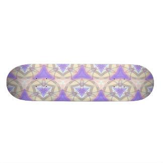 purple skate bord pattern skateboard decks