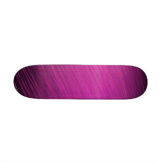 Purple Skate Deck